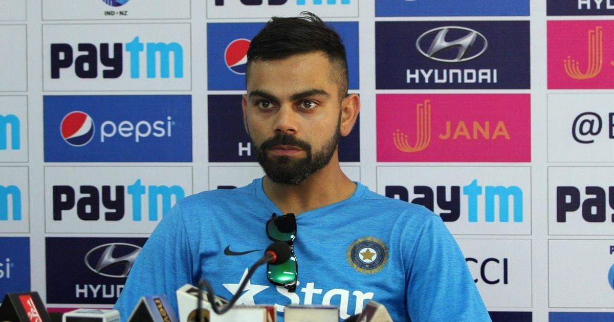 'It is never easy playing Sri Lanka at home': Virat Kohli isn't taking opposition lightly