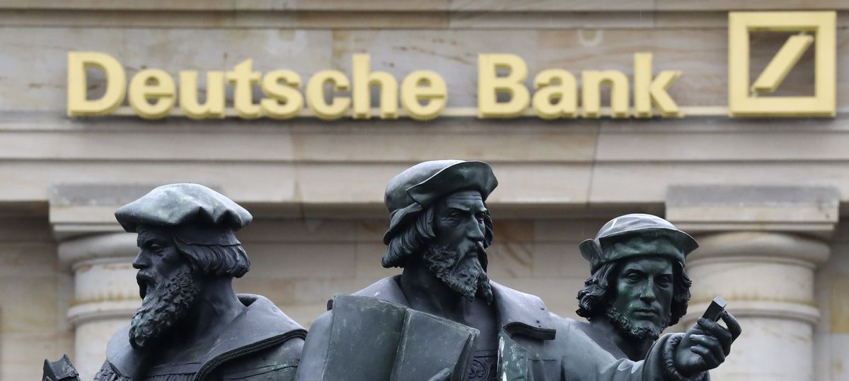 Amid losses, Deutsche Bank replaces CEO John Cryan with Christian Sewing