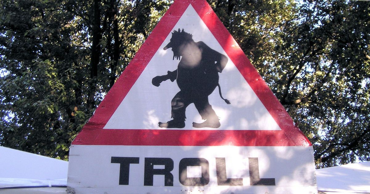 Our experiments taught us why people troll
