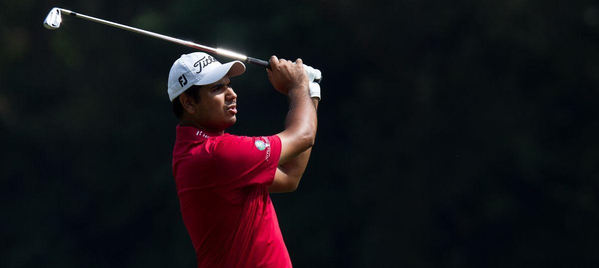 Golf: Bhullar finishes tied 27th in Abu Dhabi, Chikkarangappa, Arjun Atwal in fray in Singapore