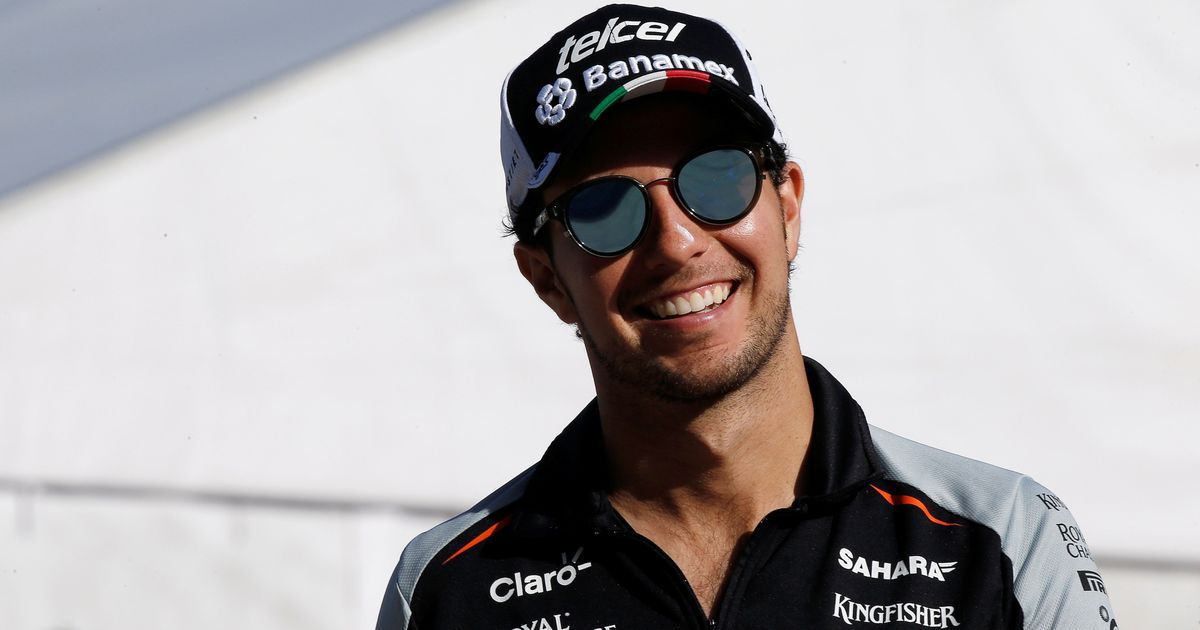 Sergio Perez set for fifth season as Force India announce unchanged line-up for 2018