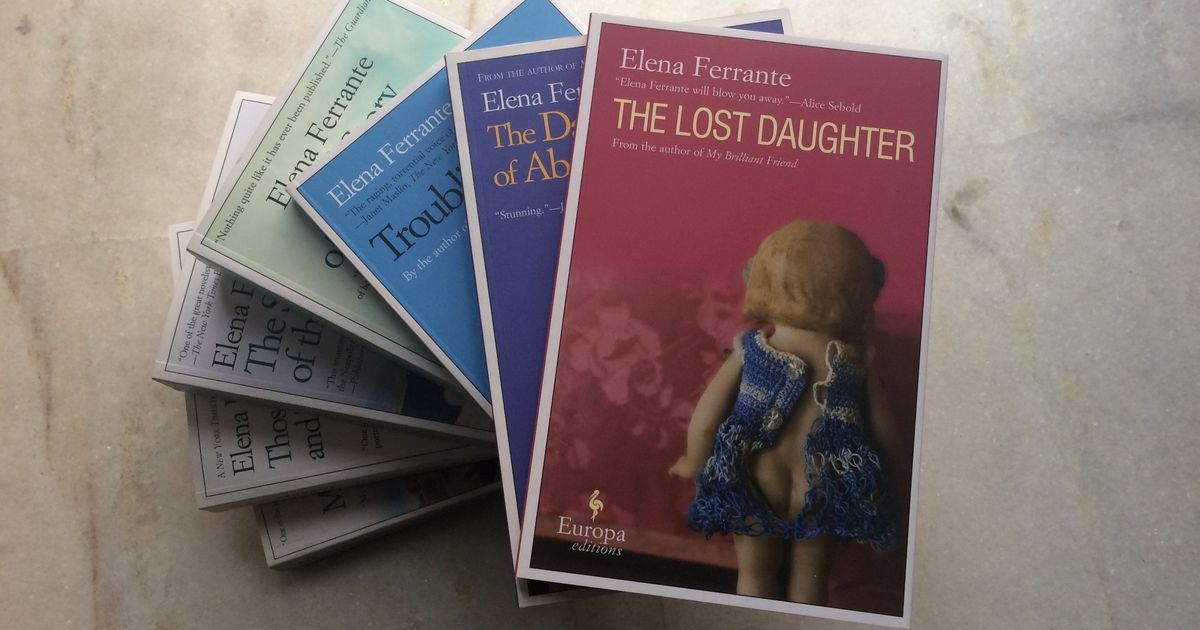 Elena Ferrante is writing again, over a year after a journalist 'unmasked' her identity