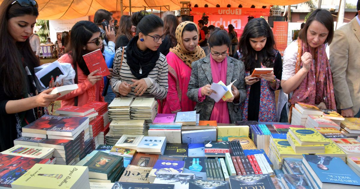 In Pakistan, English fiction is gathering pace in its search for