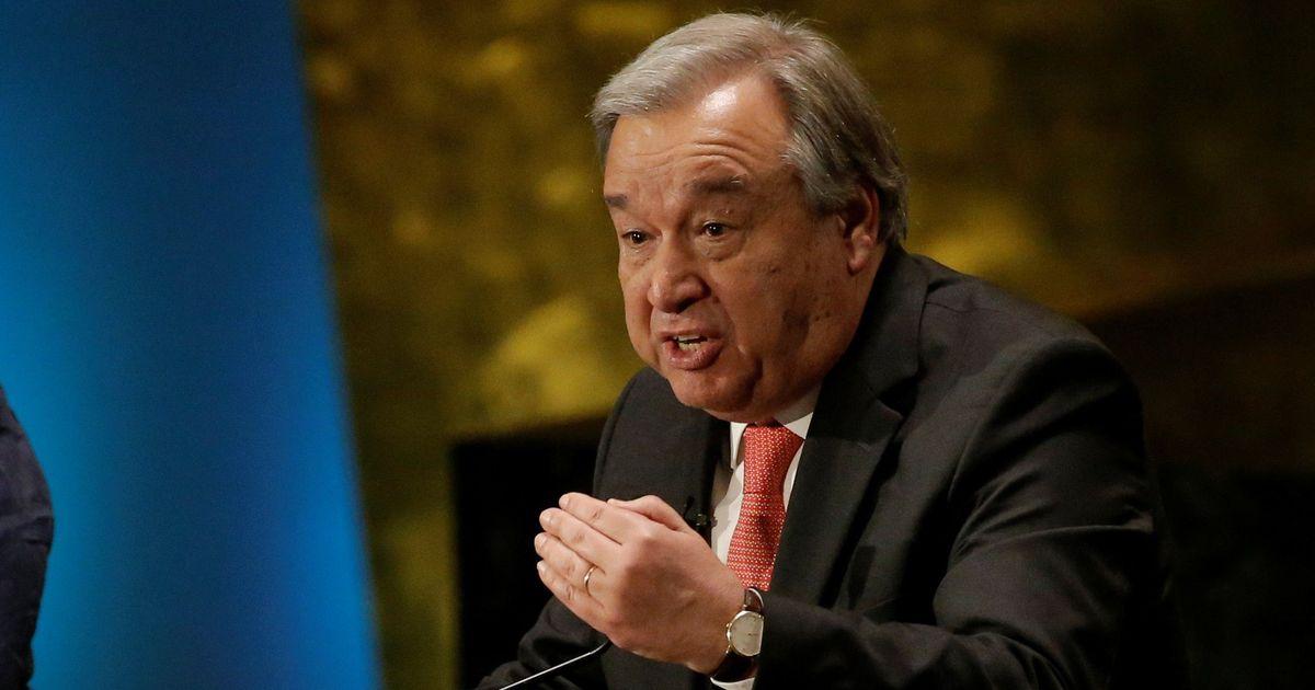 कठुआ गैंगरेप-हत्या मामले को संयुक्त राष्ट्र महासचिव एंतोनियो गुटेरेस ने भयावह बताया