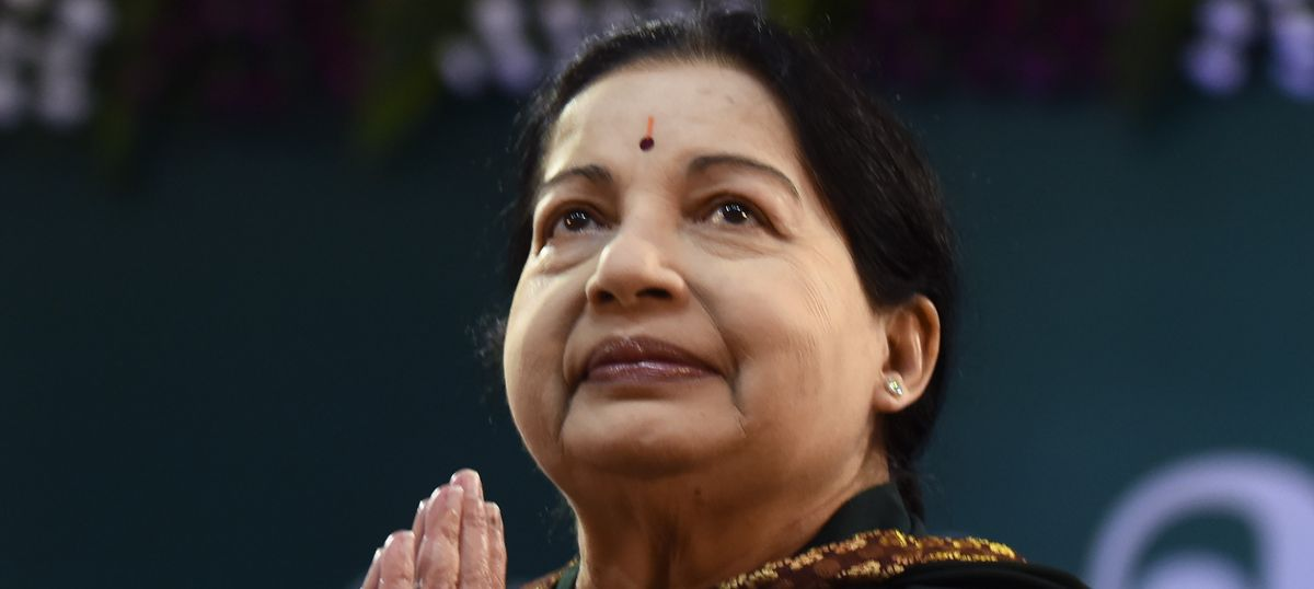 Madras High Court asks Election Commission to explain Jayalalithaa's thumb impression on a poll form