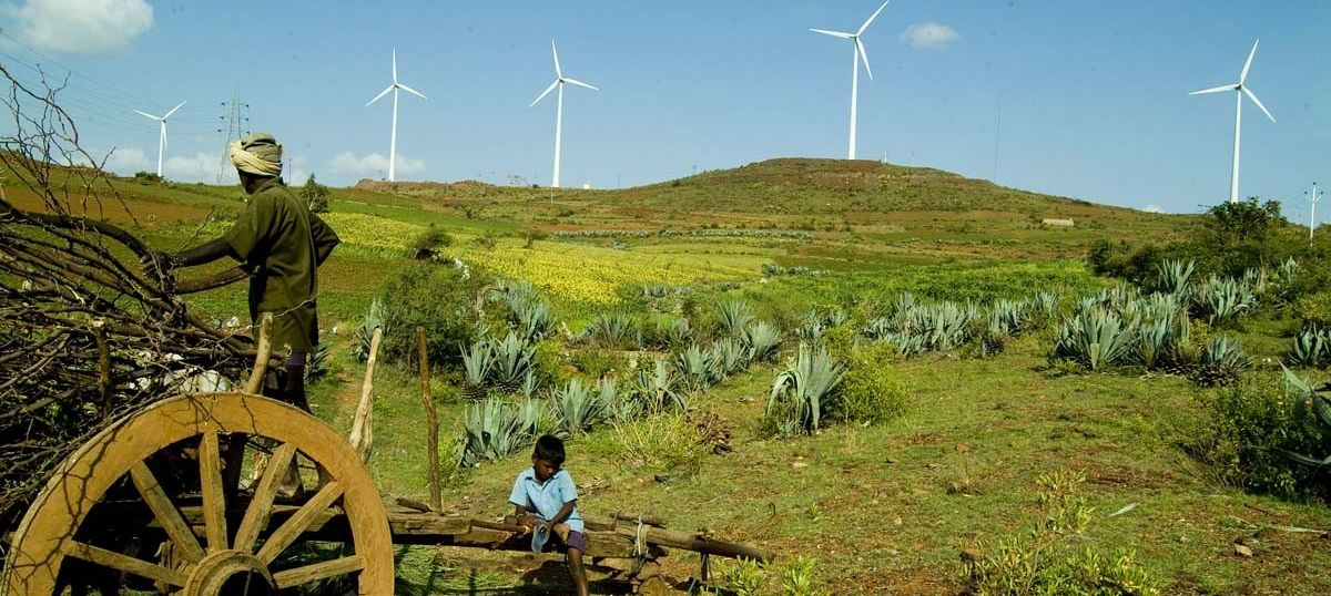 The government has put the wind back in India's turbines