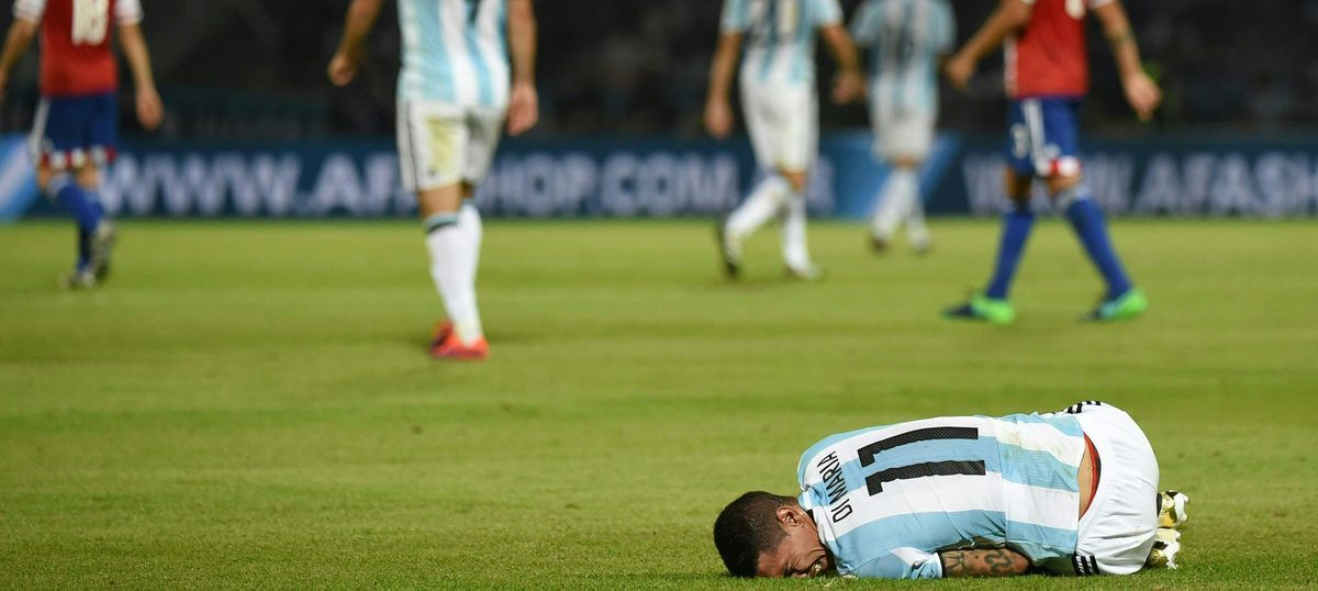 World Cup qualifying: One high-profile South American team must crash. Which will it be?