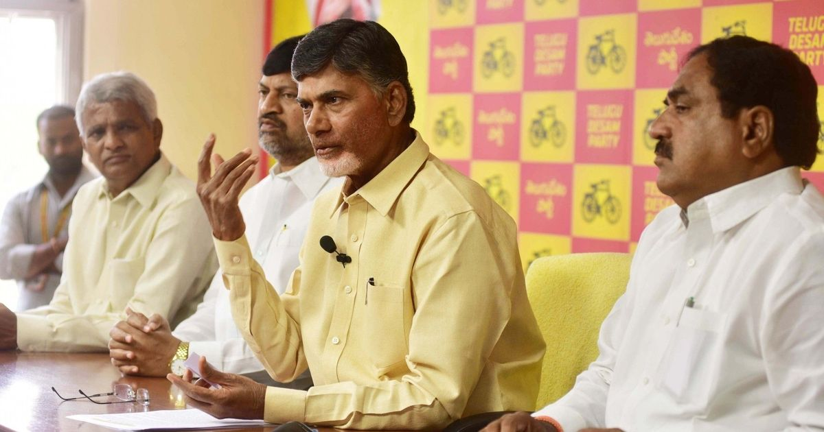Andhra Pradesh's Chandrababu Naidu is the richest CM, Tripura's Manik Sarkar the poorest: ADR report
