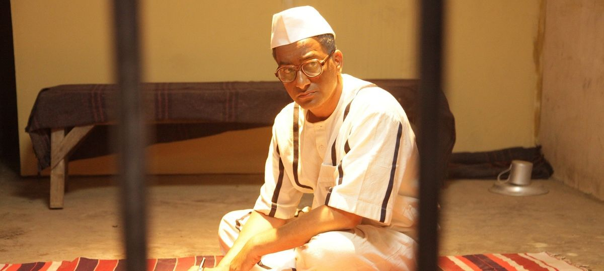 Film review: 'Anna' is all about Hazare. Arvind Kejriwal who?