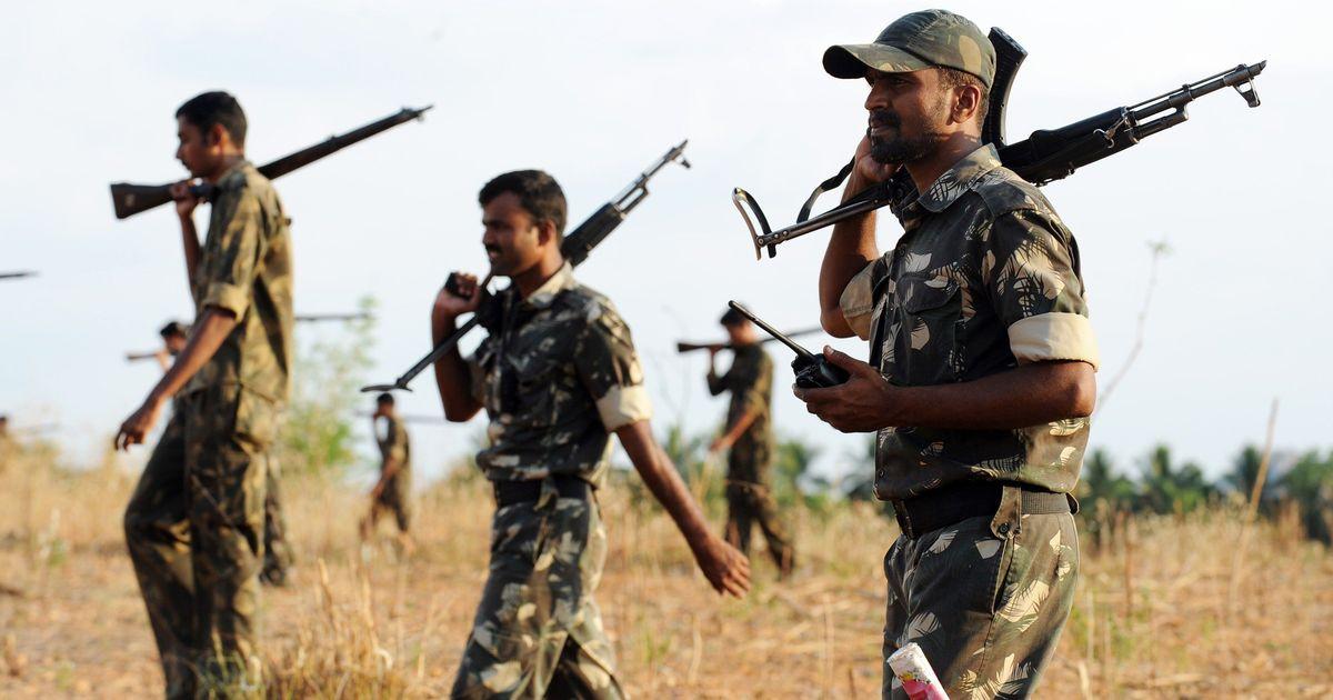 छत्तीसगढ़ : सुरक्षाबलों ने दस नक्सलियों को मारा, सुकमा हमले के मास्टर माइंड को भी गोली लगी