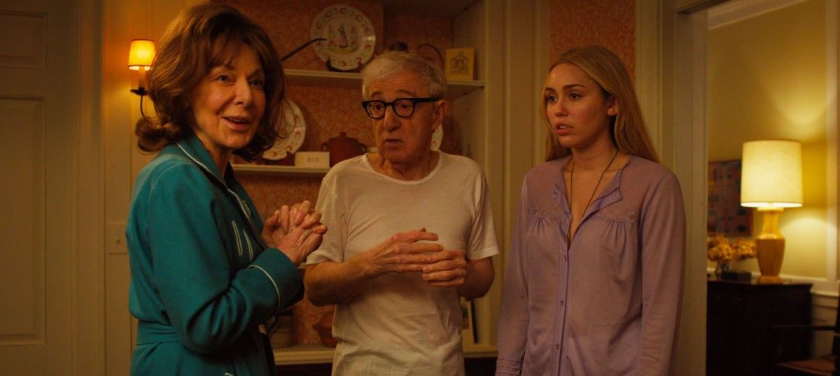 'Crisis in Six Scenes' is very Woody Allen, but it is no 'Annie Hall'