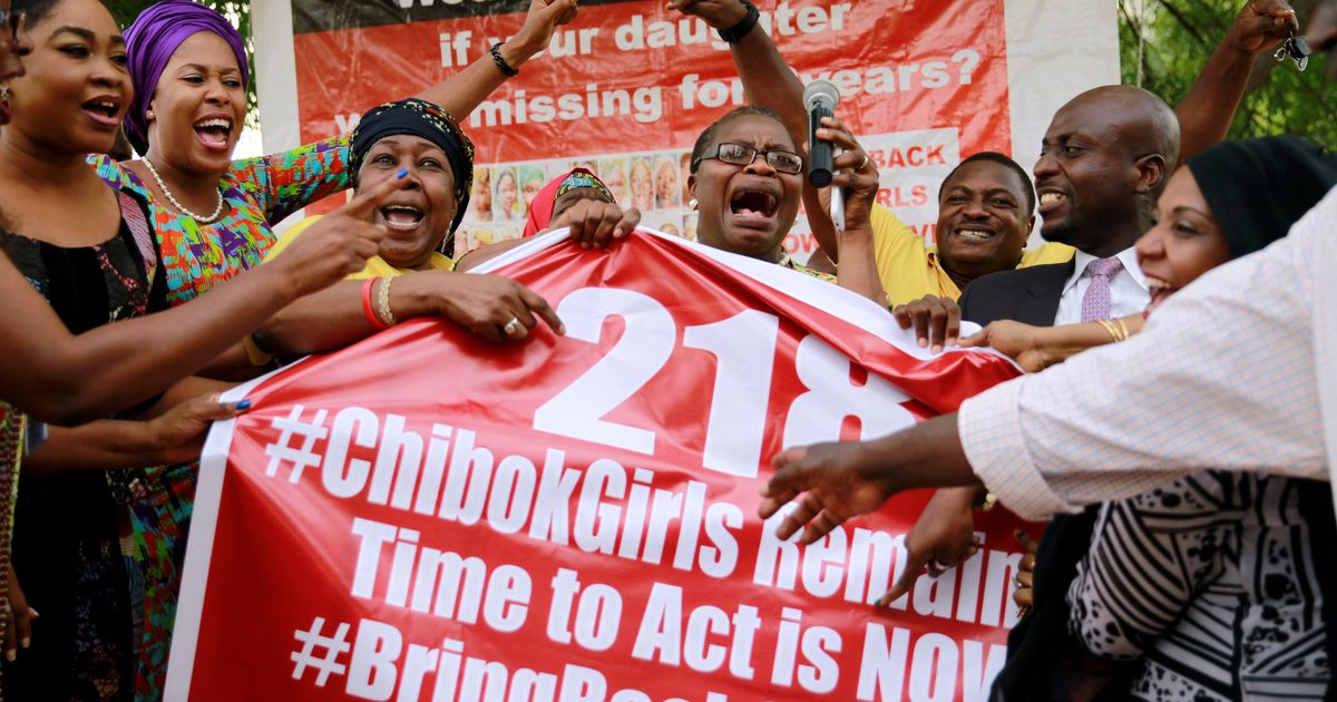 Chibok girls abduction: Nigeria court sentences prime suspect to 15 years in jail
