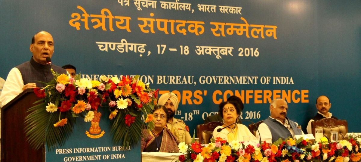 Pakistan's entire establishment engaged in fueling terrorism in India, says Rajnath Singh