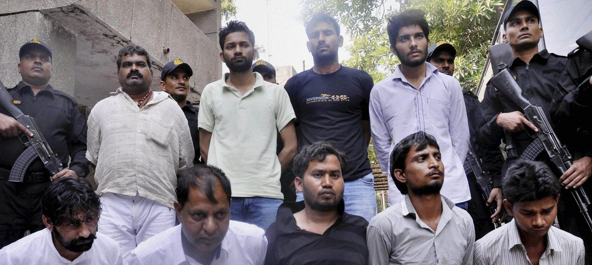 Naxalites in Noida: Have Maoist splinter groups supported by the state taken to crime?