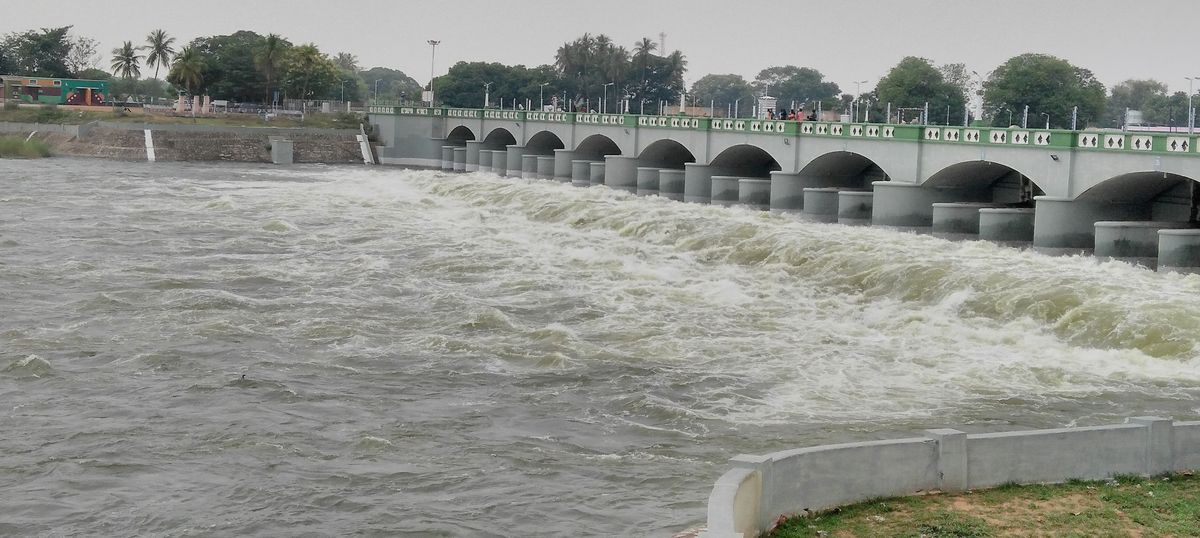 Cauvery delta districts in Tamil Nadu are facing a massive loss of farmland, says study