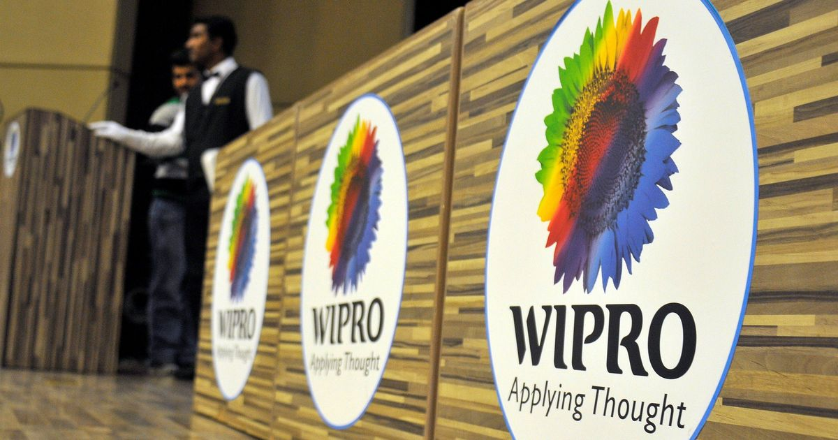 Wipro net up 6 per cent in September quarter