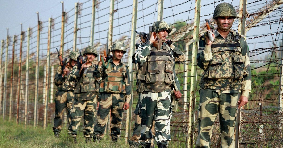 BSF jawan killed in Pakistani ceasefire violation in Jammu's
