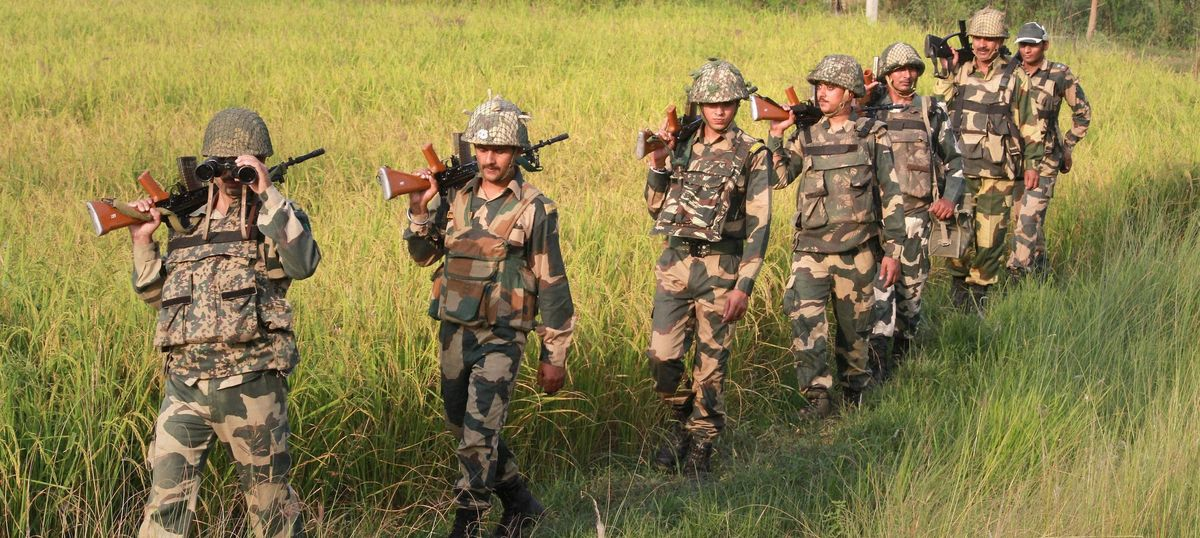 Samba attack: BSF says militants used a tunnel to infiltrate into India