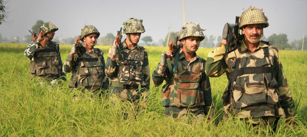 BSF initiates inquiry after jawan complains of poor quality food at the borders in videos