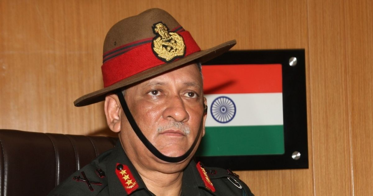 Proxy war affecting secular fabric of India: Army chief on Kashmir militancy
