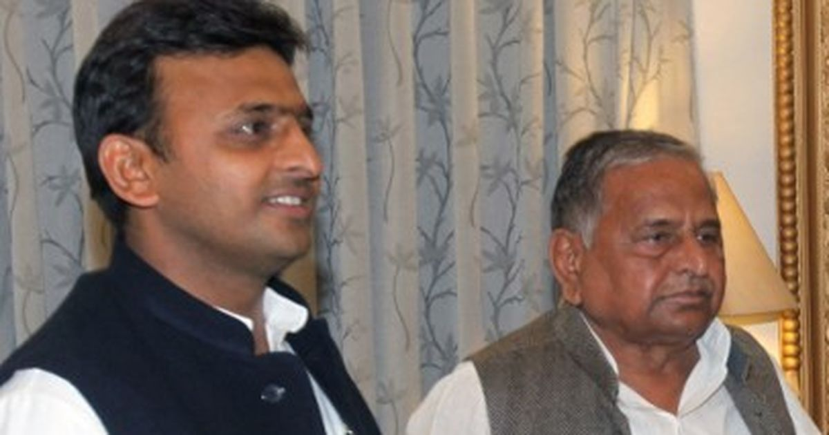 Election Commission to hear Samajwadi Party factions in fight over party symbol on January 13