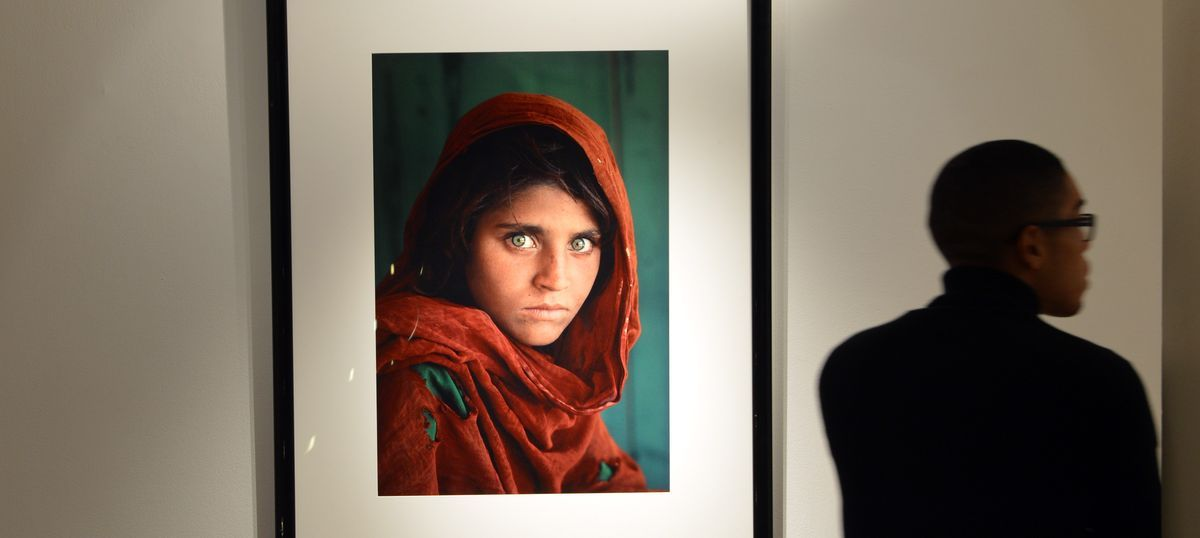 'Afghan Girl' deported from Pakistan after she declined government's 'goodwill gesture'