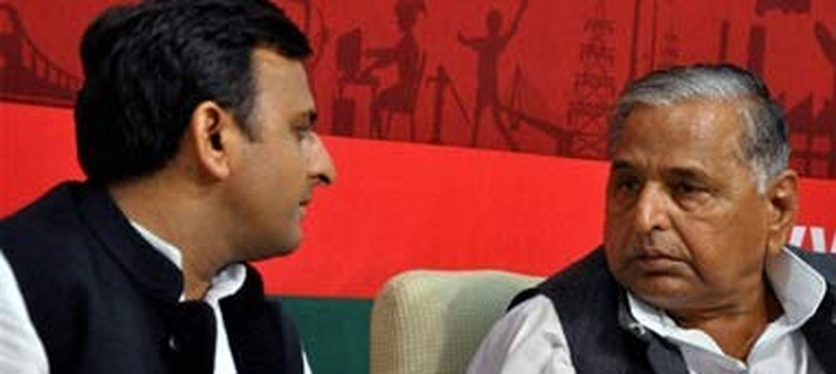 As the Yadav family feud rages, the Samajwadi Party is cracking at the base