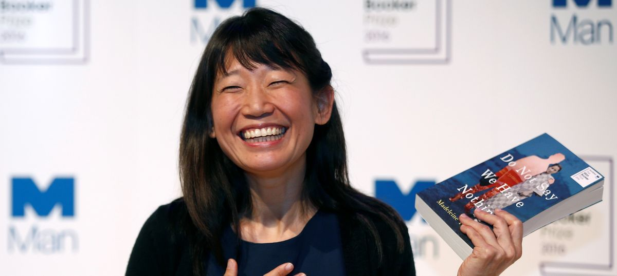 'It isn't autobiography, but it's a daughter's book in every way': Madeleine Thien