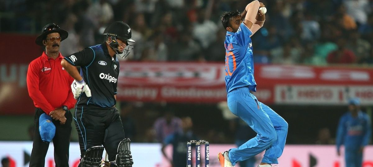 Cricket: Amit Mishra powers India to 3-2 series win against New Zealand in Visakhapatnam