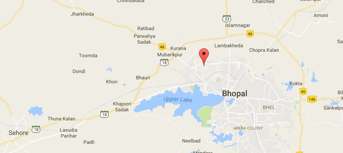 Eight SIMI members who escaped Bhopal jail killed in encounter at Eintkhedi village
