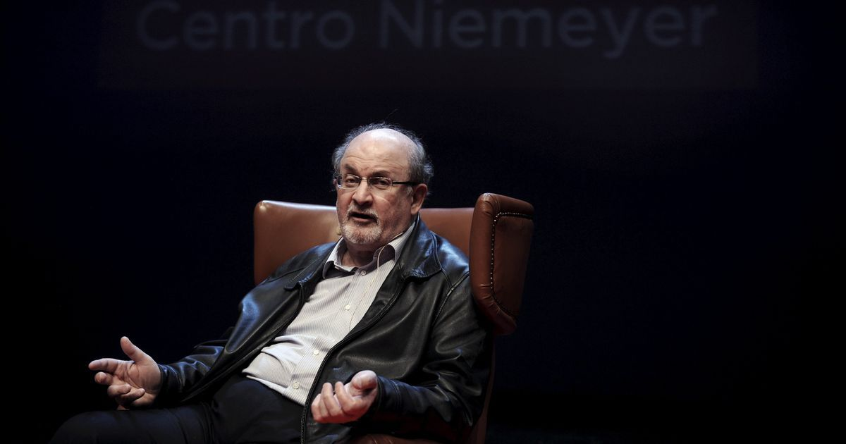 Vice Studios developing documentary on Salman Rushdie's 'The Satanic Verses'