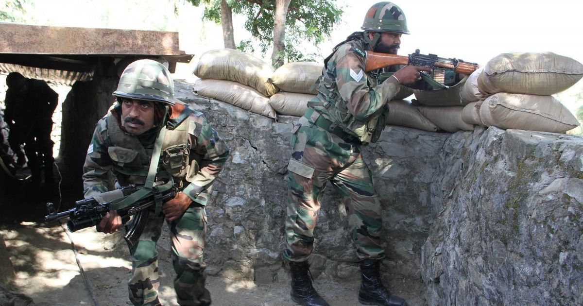Three Army soldiers injured in alleged ceasefire violation by Pakistani troopers