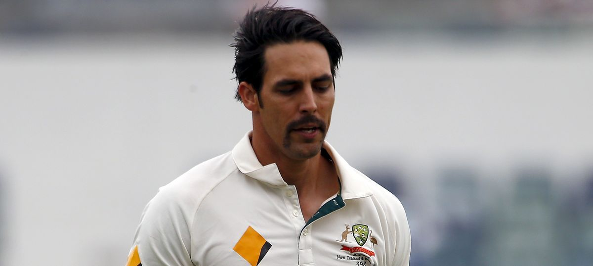 On his 35th birthday, revisit how Mitchell Johnson terrorised opposition batsmen