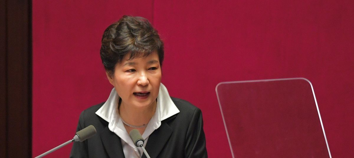 South Korea: Parliament impeaches President Park Geun-hye over corruption charges