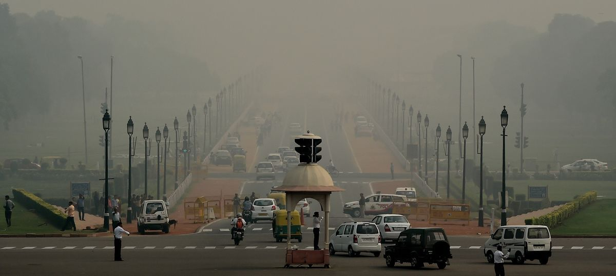 1.2 million deaths in India annually because of air pollution: Greenpeace 'Airpocalypse' report