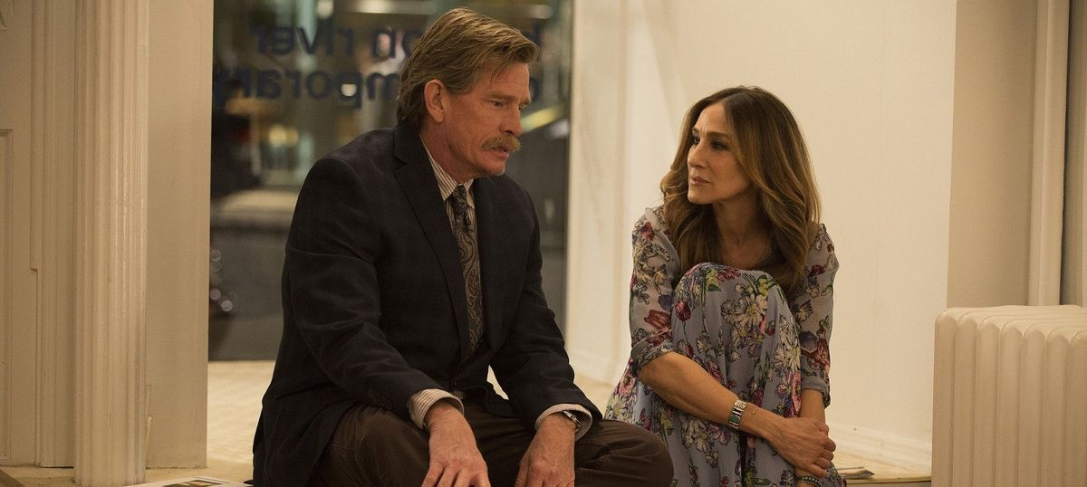 Sarah Jessica Parker show 'Divorce' is a bitingly funny epilogue to 'Sex in the City'