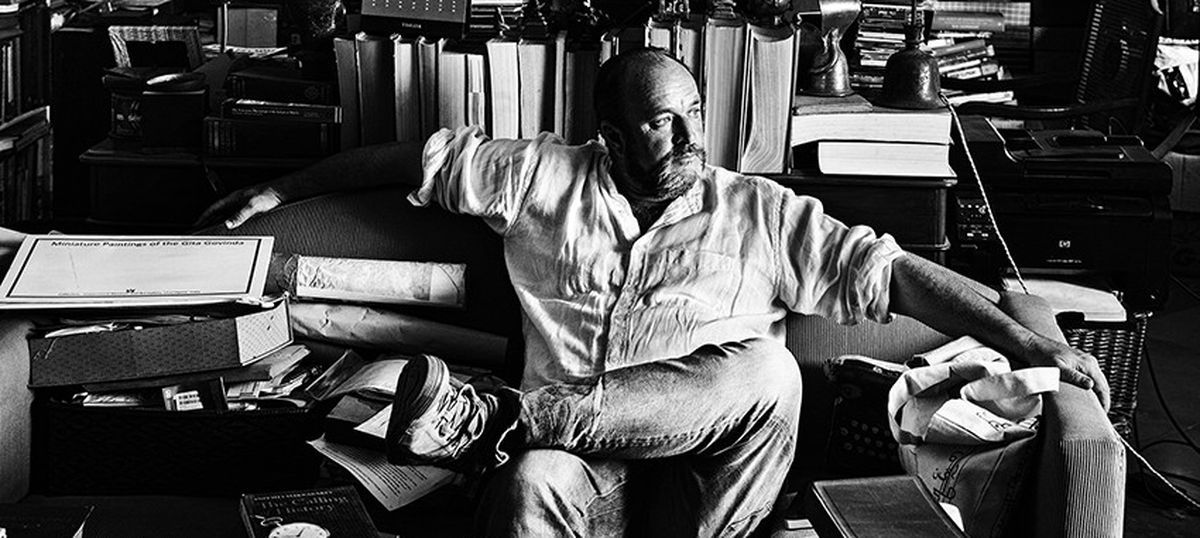 'The cultural moorings are still there. Now you can get feta cheese too': William Dalrymple on Delhi