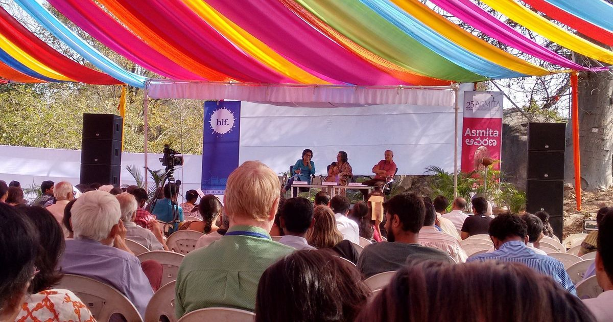 Literary festivals are carnivals for global travellers. They have no space for serious questions