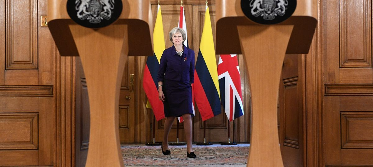 Defence, trade and security discussions to dominate Theresa May's visit to India