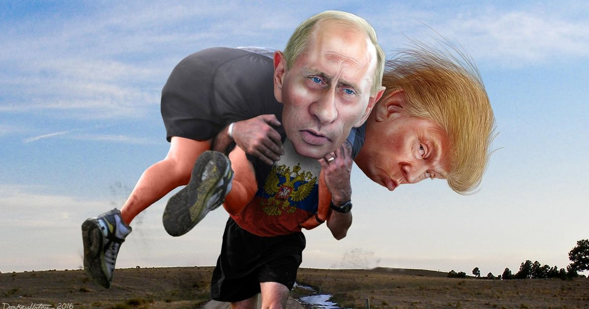 विश्व पटल पर रूस का वर्चस्व कायम हो रहा है जिसे भविष्य में अमेरिका ही और भी मजबूती दे सकता है