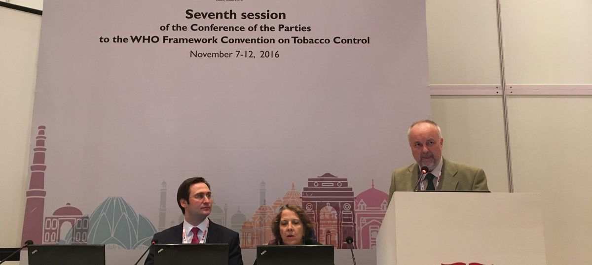 WHO denies press access to anti-tobacco conference yet again