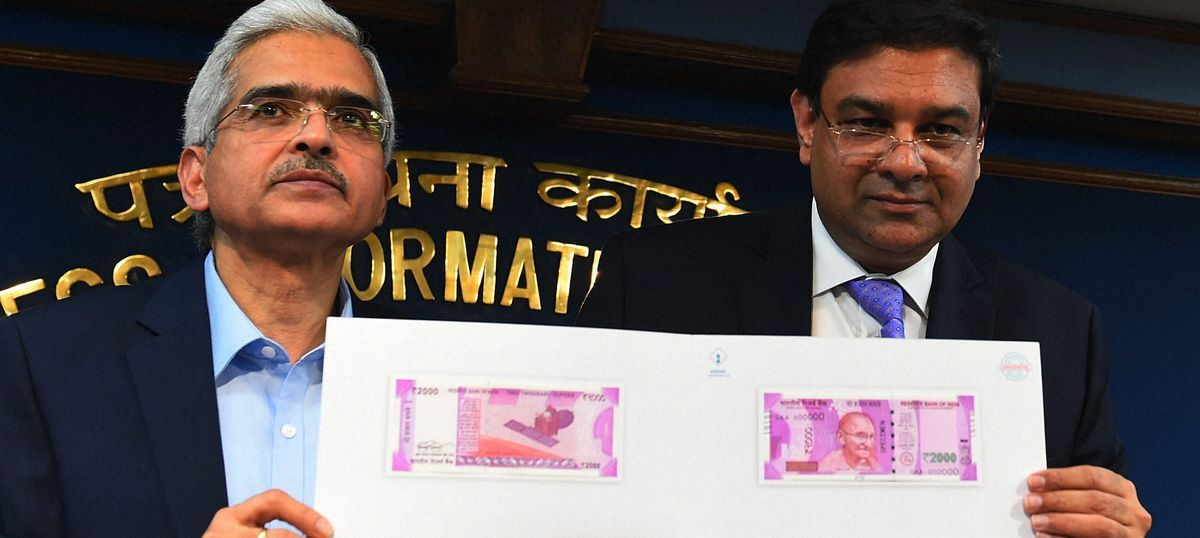Rs 500, Rs 1,000 notes demonetised to weed out fake notes in the market, says RBI