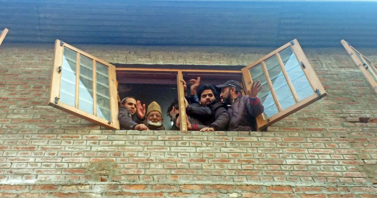 J&K: NIA is investigating if Hafiz Saeed or Pakistani militants are funding Hurriyat leaders