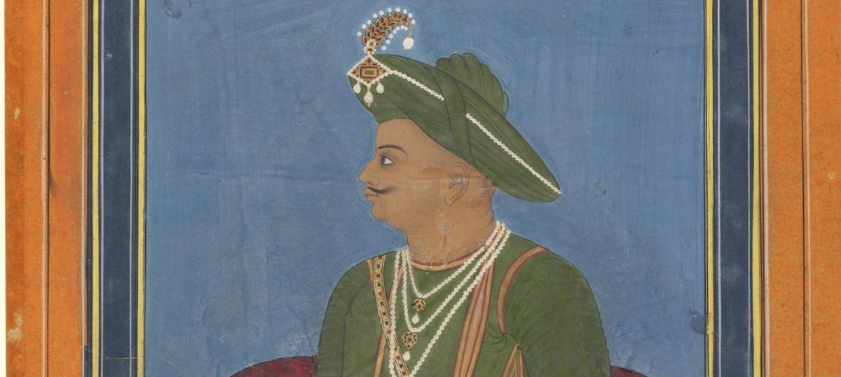That awkward moment Tipu Sultan restored a Hindu temple that the Marathas sacked