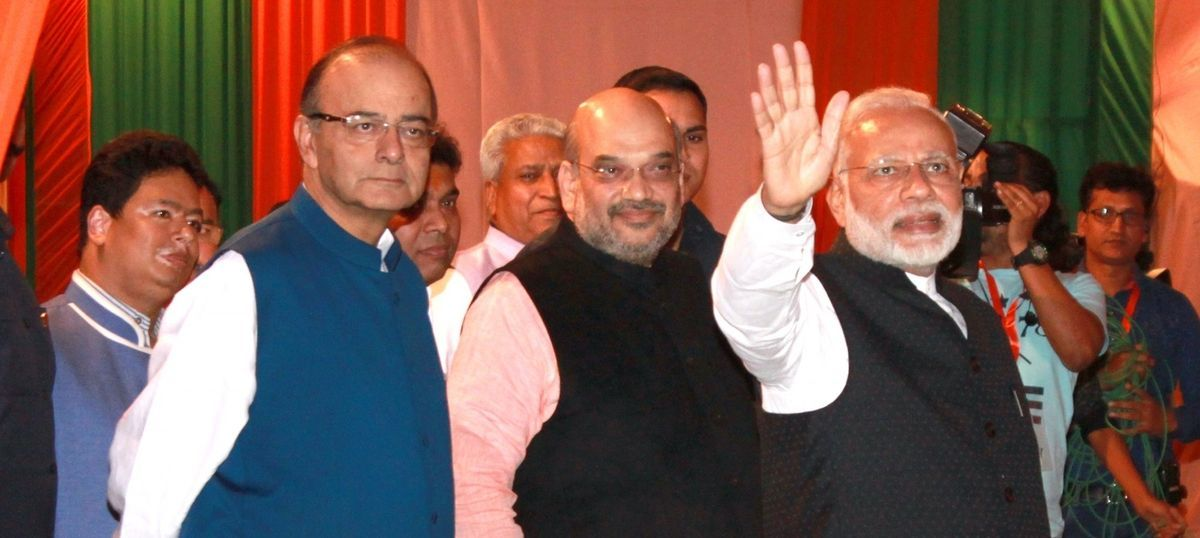 Amit Shah criticises parties opposing currency demonetisation, says move was not political