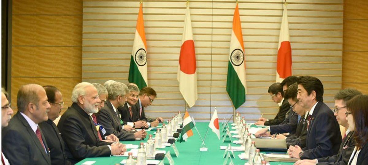 India Japan Sign Landmark Civil Nuclear Agreement