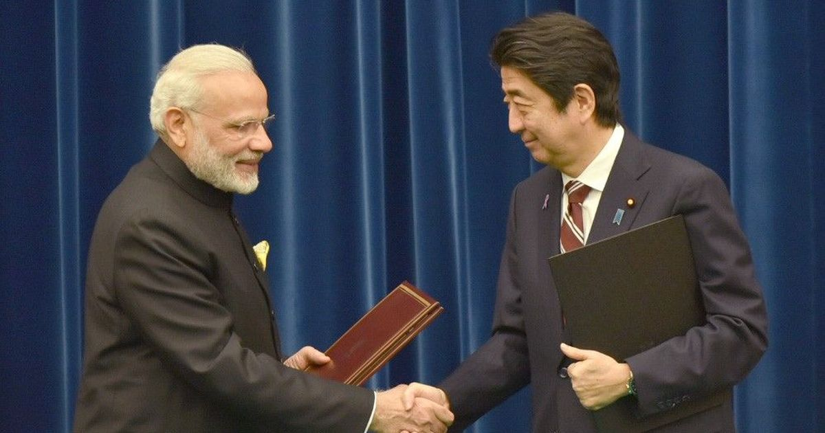 Indo-Japan nuclear deal comes into force