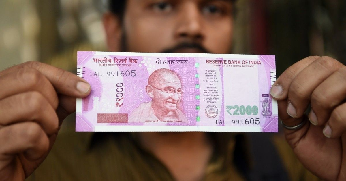 Now, SBI ATM in Uttar Pradesh dispenses scanned Rs 2000 note!