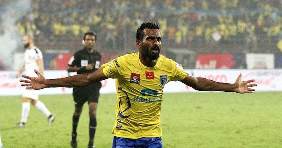 CK Vineeth may lose his job