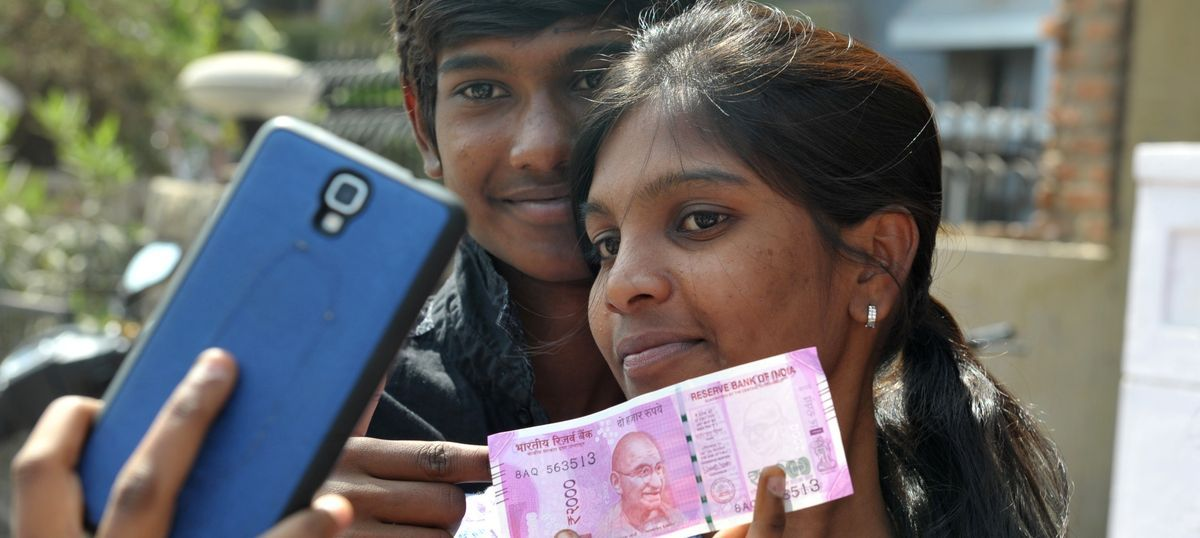 For India's middle classes, demonetisation has become a moral project